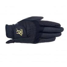 TKO Race Glove Silicone - Svart
