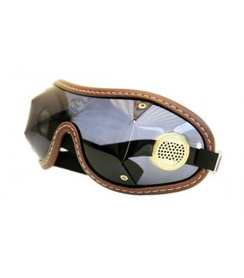 Jockeyglasögon Saftisports - Brass Vent - Mörkt glas - Flera färger