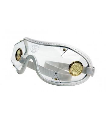 Jockeyglasögon Saftisports - Brass Vent - Klart glas - Flera färger