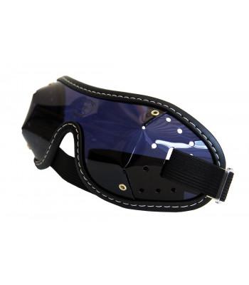 Jockeyglasögon Saftisports - Twin Slotted - Mörkt glas - Flera färger