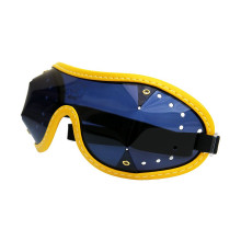 Jockeyglasögon Saftisports - Punched Vent - Mörkt glas - Flera färger