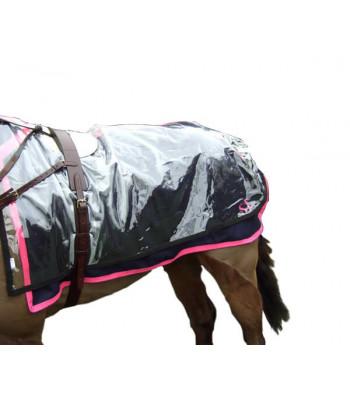 Paddock Sheet - Clear Rain Cover