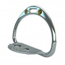 STS Race Irons 2 - Galoppstigbyglar - Space Tech Safety Irons - 190 g